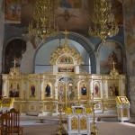 Jedna z najstarszych cerkwi w Polsce. Polichromie ruskie z ok 1620 o powierzchni ok 100 m2