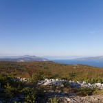 Widok na zatokę Kvamerską