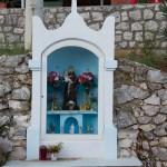 Kapliczka w Święta Marina