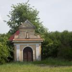 Zieliniec. Kaplica grobowa