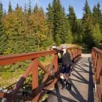 Turystyczne przejście graniczne do Czech na Izerze