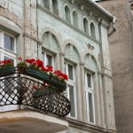 Żnin – balkon