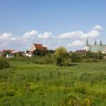 Panorama Koła od strony Warty.