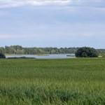 Jezioro Tonowskie z wyspą