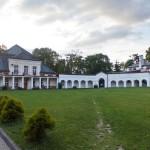 Pałac Leszczyńskich. Obecnie sanatorium