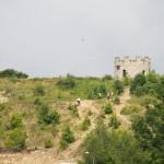 Wieża – punkt widokowy w kamieniołomie.