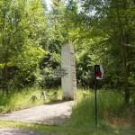 Pomnik straceń 22 Polaków zamordowanych przez hitlerowców