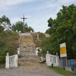 Barcin – wzgórze św. Wojciecha, gdzie wg. legendy głosił tu kazania św. Wojciech