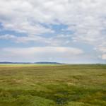Panorama wyspy w kierunku wschodnim