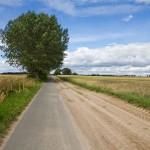 Droga rowerowa z Bossin do Dargen