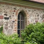 Mellenthin stary kościół