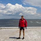 Rowerem po wyspie Karsibór