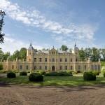Golejewko. Neorenesansowy pałac Czarnieckich z 1848-52