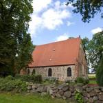Kościół w Garz