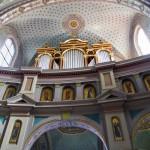 Golejewko – kościół. Secesyjne polichrmomie z 1906 oraz cenne wyposażenie