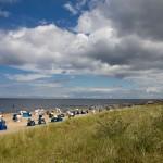 Plaża w Uckeritz