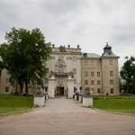 Rydzyna – zamek Sułkowskich