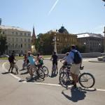 Zwiedzanie Zagrzebia na rowerze z przewodnikiem. www.zagrebbybike.com