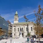 Prawosławna cerkiew Przemienienia Pańskiego w Zagrzebiu