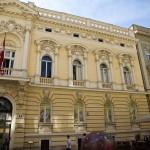 Odnowiona kamienica ambasady Szwajcarii w Zagrzebiu
