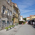 Najbardziej popularny deptak – ulica Tkalća