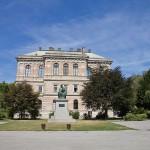 Gmach Chorwackiej Akademii Nauki i Sztuki