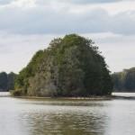 Wyspa na Czarnym Stawie