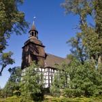 Sułów Milicki – kościół parafialny z 1731-1734