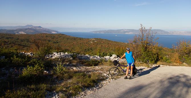 Rowerowa Istria