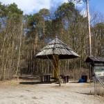 Nowa ścieżka przez las łącząca Puszczykowo z Puszczykówkiem