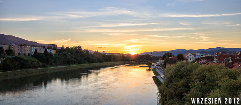 Rowerem po Maribor