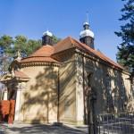 Puszczykowo – kościół z 1923r