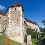 Intensywna odbudowa zamku rozpoczęta w 1964 roku trwa do dzisiaj