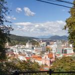 Widok na stare miasto i śródmieście