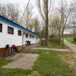 Sanitariaty na kempingu Naturcampingplatz w Alt-Reddevitz