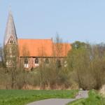 Kościół ewangelicki w Poseritz, (St.-Marien-Kirche in Poseritz)