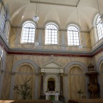 Potbus – wnętrze kościoła