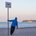 FKK – plaża naturystów :)