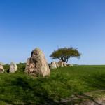 Megalityczny grób z czasów prehistorycznych