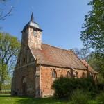 Rambin, kościół pw. Św. Jana (St.-Johannis-Kirche) z 1400 r.