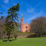 Kościół w Sassnitz