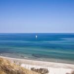 Kilometry piaszczystych plaż
