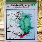 Szlaki rowerowe w Narodowym Parku Jasmund
