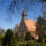 "Landow, kościół ""Kultur- und Wegekirche"""
