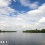 Jezioro Siecino o pow. 788 ha i głębokości 48 m