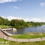 Zalew o pow. 25 ha ma na celu chronić park przed zalaniem