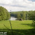 Jezioro Kłokowo, świetne miejsce na odpoczynek