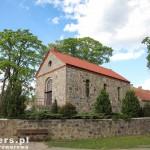 Nowe Worowo. Kościół neoromański z XIX w