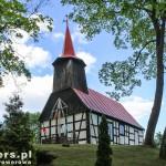 Stare Worowo – kościół wzniesiony w 1689 r.