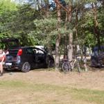 Kaunas Camp Inn. Oddalony kilka km od centrum